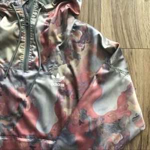 Adidas limited edition marble jacket